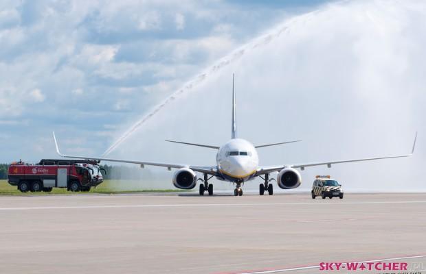 Ryanair nowe trasy na Ukrainę