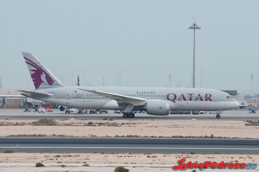 Qatar Airways wystartował z promocją. Bilety w atrakcyjnych cenach w sprzedaży do 6 listopada 2015 r.