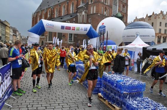 Meta Cracovia Maraton
