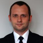 Kamil Piaskowski na stanowisku dyrektora hotelu B&B Toruń