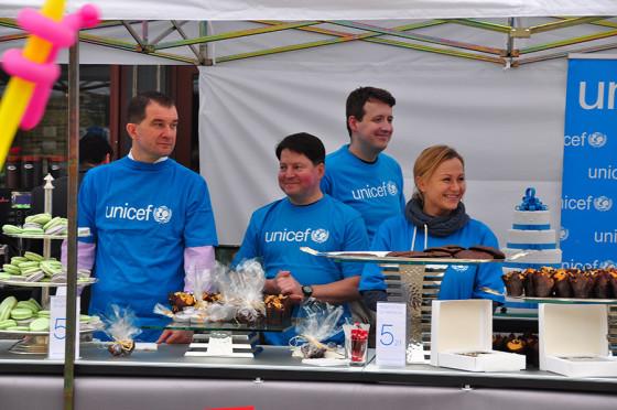 Kawiarnia UNICEF Bristol Warsaw