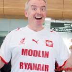 Michael O'Leary ogłosił dziś nowe połączenie Ryanair z Modlina – Ateny