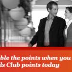 Do zdobycia podwójna ilość punktów w IHG Rewards Club!