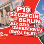 Bilety na nową trasę PolskiBus.com Szczecin-Berlin są już w sprzedaży. Ceny od 1 zł!