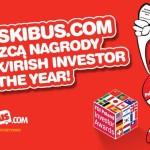 PolskiBus.com zwycięzcą nagrody Top British Investor of the Year