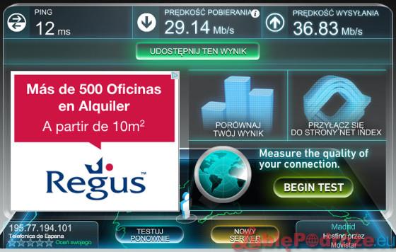 speedtest_Renaissance_Barcelona_Fira_internet