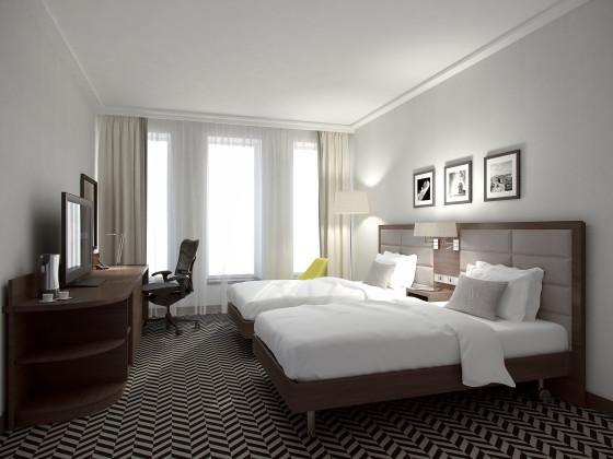 Hilton Garden Inn Krakow_interior