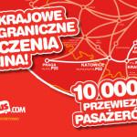 Nowe połączenia PolskiBus.com z Lublina! Ponad 10 000 000 pasażerów przewiezionych przez trzy i pół roku.