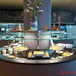 Niedzielny brunch w restauracji Horizon w hotelu Hilton Zurich Airport – recenzja