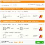 Rewelacyjne ceny biletów lotniczych do Ameryki Południowej!