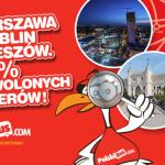 Sukces linii PolskiBus P7 Warszawa – Lublin – Rzeszów.  99,8% zadowolonych pasażerów!