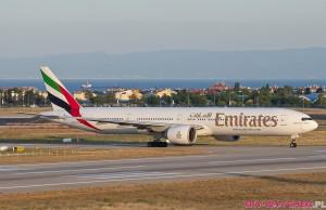 Emirates Boeing B777-300ER