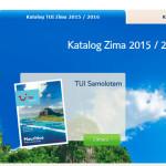 Start sprzedaży oferty TUI – Zima 2015/16