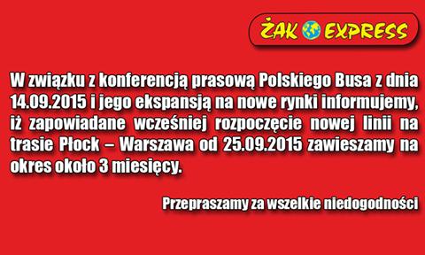 żak-express-Płock_odwołano2