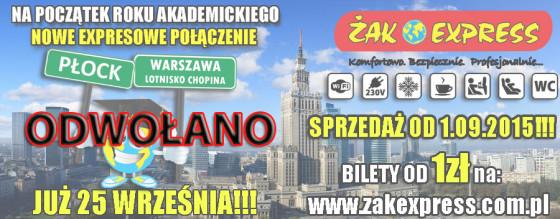 żak-express-Płock_odwołano_