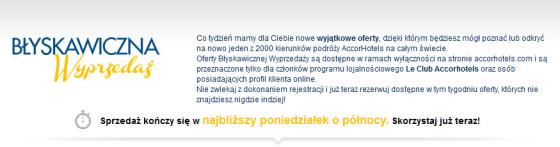 Accor_błyskawiczna_wyprzedaż