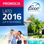 LATO 2016 już w ofercie Ecco Holiday