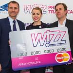 Wizz Air i EuroNet wprowadzają wielowalutową kartę Wizz Prepaid Travel