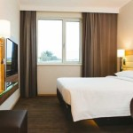 Hotel Moxy w Pyrzowicach zgodnie z harmonogramem