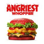 Czerwony Angriest Whopper wkrótce dostępny w Burger King! Ale tylko przez tydzień!