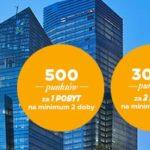 Nowa promocja w Le Club Accorhotels. Do zgarnięcia 6 tysięcy punktów wartych 120 EUR.