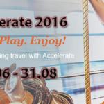 Wakacyjna edycja promocji Accelerate 2016 od IHG Rewards Club!