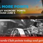 Podwójne punkty w IHG Rewards Club i Hilton HHonors