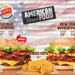 American Street Food w Burger King