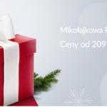Mikołajkowa Promocja w LOT. Ceny od 209 zł w dwie strony.
