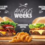 Angus Weeks w Burger King