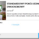 Noclegi w Krakowie, Warszawie i Wrocławiu za 39 PLN (pokój dwuosobowy) w hotelach sieci AccorHotels