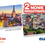 Nowe międzynarodowe linie we współpracy PolskiBus.com z Eurolines Lt.!