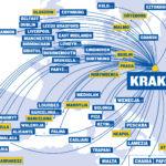 Prawdziwy HIT! Ryanair ogłosił aż 14 nowych tras z lotniska w Krakowie!
