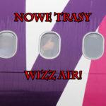 Nowe połączenia Wizz Air z Wrocławia, Pragi i Frankfurtu nad Menem!