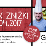 Weekend skandynawskich smaków za pół ceny w Gard Nordic Kitchen w Gdyni!