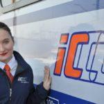 Pierwsza kobieta maszynista w PKP Intercity!