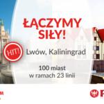PolskiBus rozpoczął współpracę z PKS Polonus!