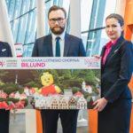 Wizz Air rozpoczyna loty z Lotniska Chopina do Billund