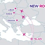 Wizz Air rozpoczyna loty z Lublina do Tel Awiwu