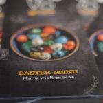 Menu wielkanocne w NOVO2 w hotelu Novotel Kraków Centrum – recenzja restauracji