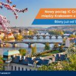 PKP Intercity uruchamia nowe połączenie międzynarodowe – Kraków-Praga!
