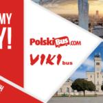 PolskiBus.com i VikiBus łączą siły na trasie Warszawa – Radom!
