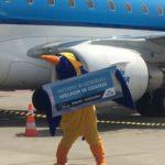 Inauguracja połączenia KLM na trasie Gdańsk-Amsterdam