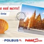 2 nowe linie wakacyjne od POLBUS – PKS na platformie PolskiBus.com!