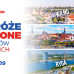 Podróże łączone z Łodzi i Wrocławia do krajów bałtyckich!