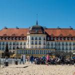 Sofitel Grand Sopot 5* – recenzja hotelu