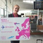 Inauguracja połączenia Wizz Air z Wrocławia na Islandię!