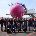 Wizz Air otwiera pierwszą bazę operacyjną w Wielkiej Brytanii