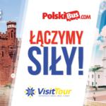 Nowa linia międzynarodowa we współpracy z Visit Tour na platformie PolskiBus.com