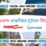 Dwie nowe linie z Małopolski i Podkarpacia nad morze!